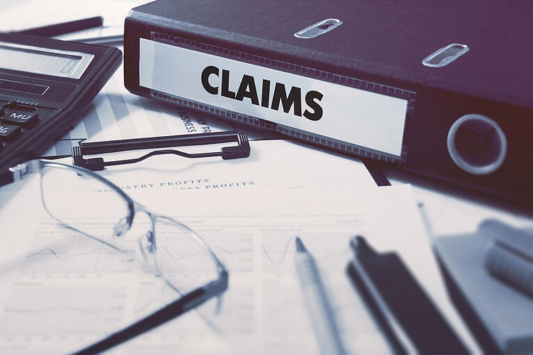 Digitize claims processing for HR